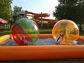 felfújható medence, waterball, water ball, water-ball, inflatable, medence, PVC, vizenjáró, zorbing, aquazorbing, berel, bérel
