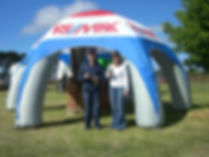 inflatable, tent, sátor, pavilon, reklám, advert