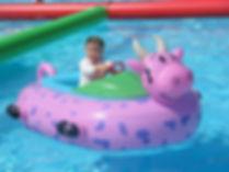 medence, pool, inflatable, felfújható, waterball, water-ball, water ball, vizidodgem, bumper, paddler, boat, csónak, vizicsopper, vizidodzsem, dodgem, dodzsem