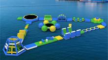 Waterpark építés