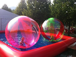 medence, pool, inflatable, felfújható, waterball, water-ball, water ball, waterroller, water roller, aquaroller, boat, csónak