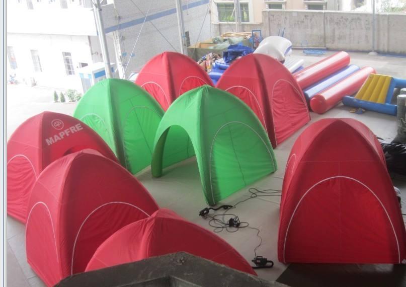 Felfújható sátor