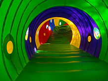 obstacle, kukac, akadálypálya, felfújható, játék, slide, combo,légvár, castle, inflatable, vár, felfújható, ugráló, csúszda