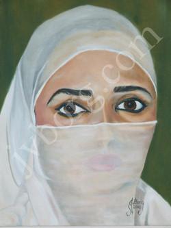 Maroccan Lady