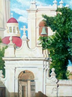 Sanctuary Gate