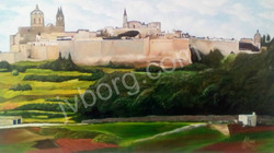 Mdina from a Distance