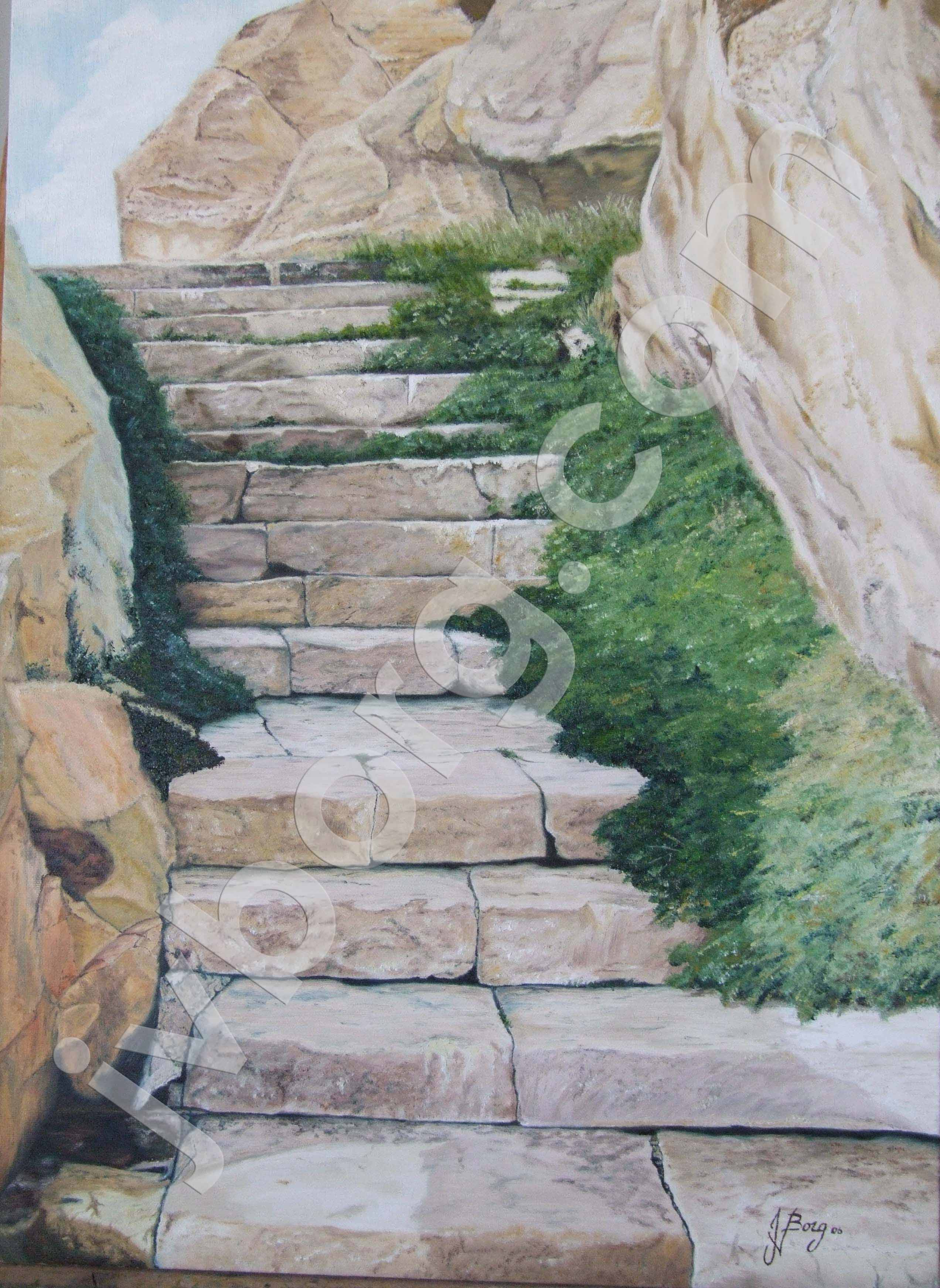 Hasan Stairs