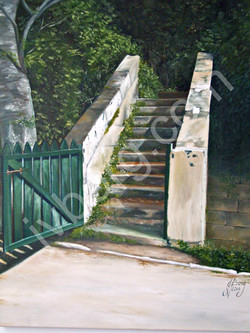 Buskett Stairs
