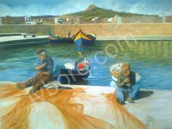 Marsalforn Fishermen