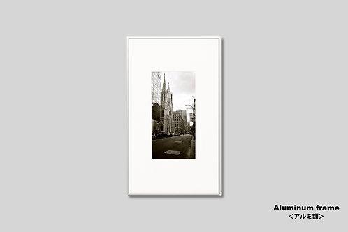 ニューヨーク,インテリア,写真,風景,マンハッタン,ビル群,インテリアフォト,アート,額入り,額装,オリジナルプリント,アートフレーム,フォトフレーム,おしゃれ,モダン,プレゼント,壁掛け,壁飾り,装飾,ウォールアート,新築祝い