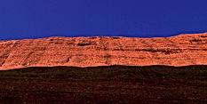 オーストラリア,ウルル・カタジュタの岩山のモダンな写真:インテリアフォト アート 額入り 壁掛け 手すき和紙  額装