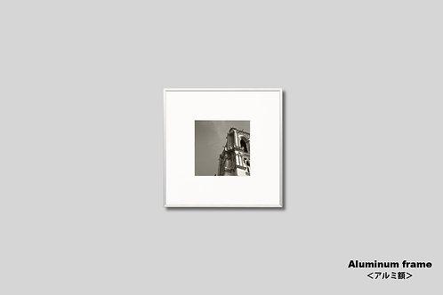 写真,額縁,インテリア,フランス,ノートルダム大聖堂,風景,パリ,インテリアフォト,アート,フレーム,額入り,額装,モノクロ,壁掛け,壁飾り,正方形,フォトフレーム,おしゃれ,モダン,プレゼント,ウォールアート