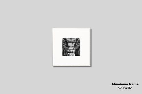 写真,インテリア,ニューヨーク,モノクロ,オリジナルプリント,正方形,風景,セントラルパーク,インテリアフォト,アート,額入り,額装,アートフレーム,フォトフレーム,おしゃれ,モダン,プレゼント,壁掛け,壁飾り,ウォールアート,新築祝い