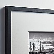 木製額:インテリア 写真 額入り 壁掛け アート フォトフレーム
