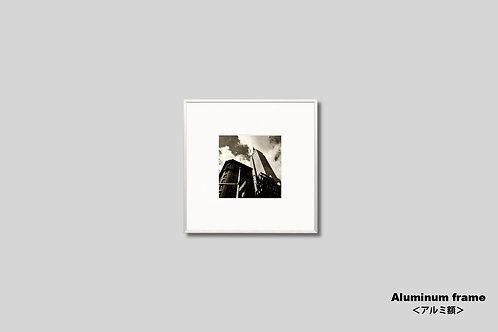 ニューヨーク,エンパイアステートビル,写真,インテリア,マンハッタン,ビル群,インテリアフォト,アート,額入り,額装,正方形,オリジナルプリント,アートフレーム,おしゃれ,モダン,プレゼント,壁掛け,壁飾り,ウォールアート,新築祝い