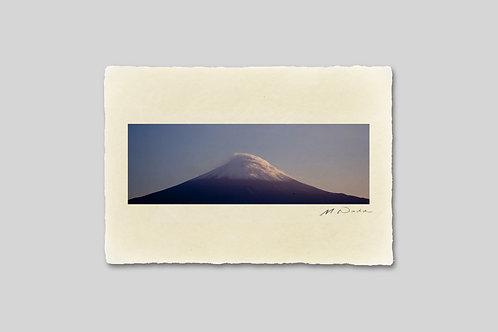 手漉き和紙,写真,風景,富士山,日本,インテリアフォト,卓上サイズ,アートフレーム,おしゃれ,モダン,部屋飾り,装飾,オリジナルプリント,プレゼント,ギフト