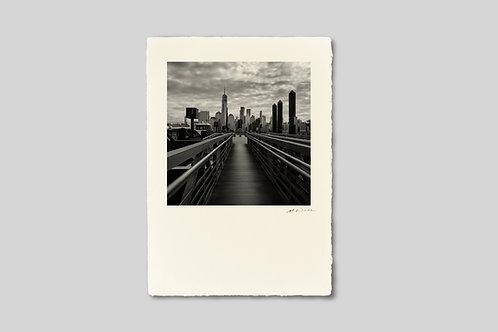 写真,ニューヨーク,マンハッタン,ビル群,インテリア,手漉き和紙,風景,ポスター,インテリアフォト,都会,額装,正方形,モノクロ,和室,オリジナルプリント,アートフレーム,おしゃれ,モダン,壁掛け,壁飾り,プレゼント