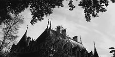 フランスの古城の風景写真:モンサンミッシェル インテリアフォト 額入り 壁掛け アート 額装 手漉き和紙