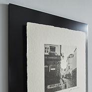 手漉き和紙:インテリア 写真 越前塗り 壁掛け 壁飾り アート 和室 和モダン 伝統工芸