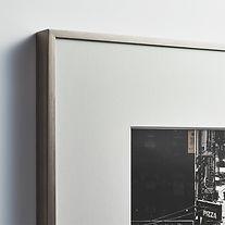 アルミ額:インテリア 写真 アート 額入り 壁掛け 壁飾り フォトフレーム