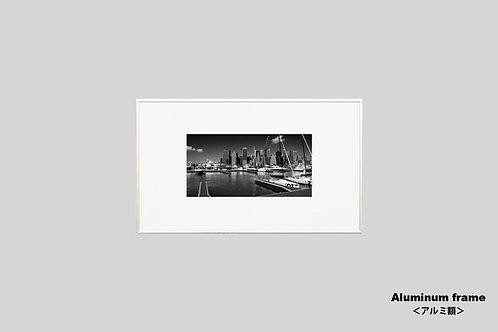 ニューヨーク,インテリア,写真,風景,マンハッタン,ブルックリン,インテリアフォト,モノクロ,アート,額入り,額装,オリジナルプリント,アートフレーム,フォトフレーム,おしゃれ,モダン,プレゼント,壁掛け,壁飾り,装飾,ウォールアート,新築祝い