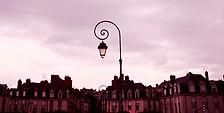 都市,街並みなどおしゃれな風景写真:ニューヨーク パリ 東京 都会 ビル インテリアフォト 手漉き和紙 アート 額入り 壁掛け