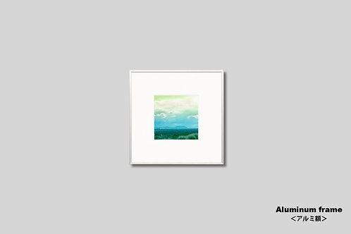 インテリア,写真,風景,ハワイ,自然,ハワイ島,正方形,インテリアフォト,アート,額入り,額装,オリジナルプリント,アートフレーム,フォトフレーム,おしゃれ,モダン,壁掛け,壁飾り,装飾,ウォールアート,新築祝い