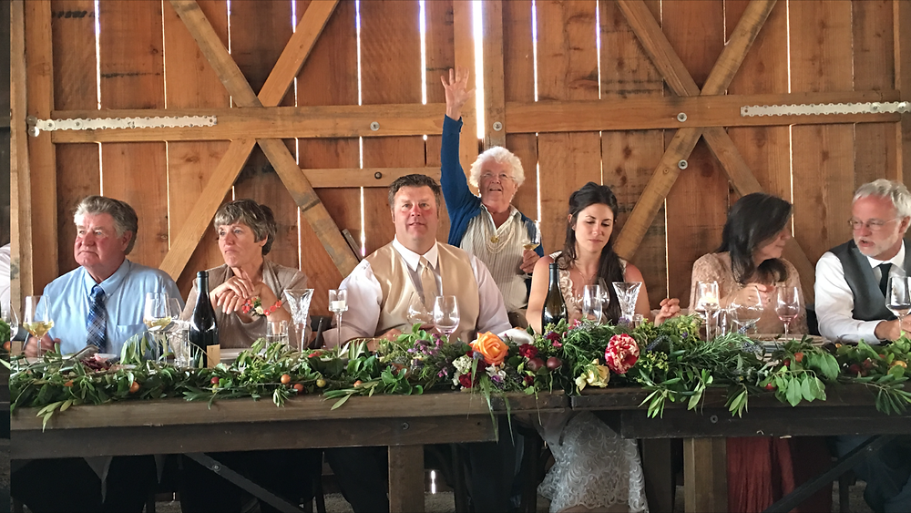 Wedding of Marin Sun Farms and Mindful Meats