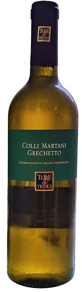 GRECHETTO COLLI MARTANI D.O.C - 2018