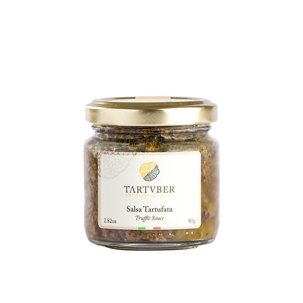 TRÜFFELSAUCE - Salsa tartufata  80g/180g/500g