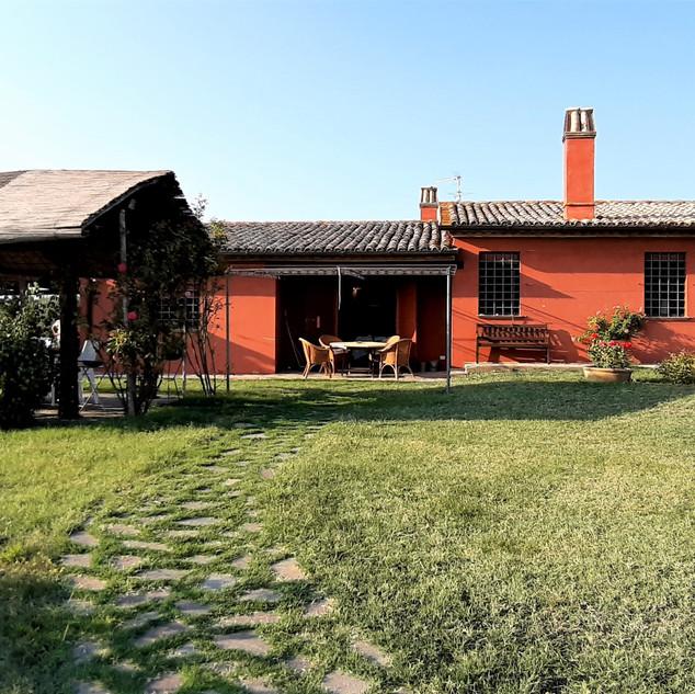 Panoramische Villa in Baschi