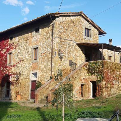 Herrenhaus in Cortona