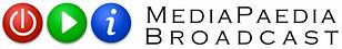 MediaPaedia Broadcast logo
