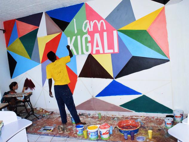 I am Kigali