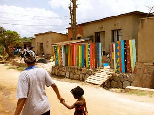 Arts Umuganda: Fence