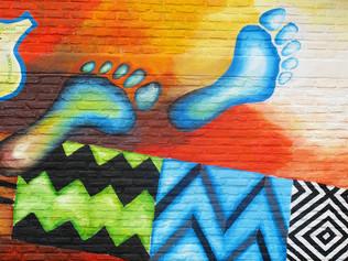 REAP (Rwanda Education Assistance Program) Mural