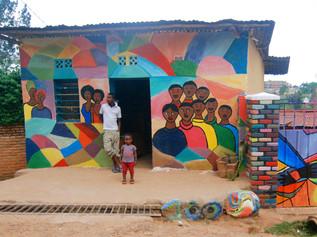 Arts Umuganda: Small Shop