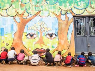 Arts Umuganda: Live Life Cleaner – Make Earth Greener