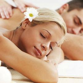 Day Spa massagem com Óleos essenciais