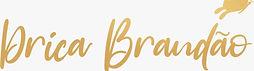 Logo Novo Drica Brandão dourado.jpeg