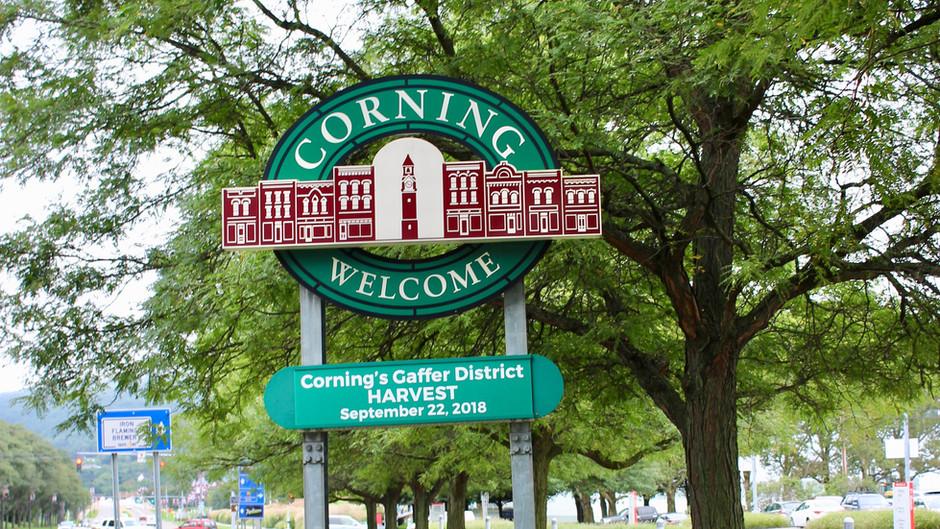Corning, America's Crystal City