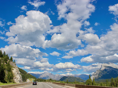 Summer in Banff National Park