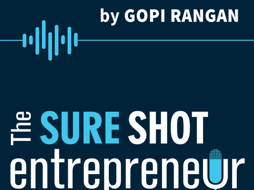 Podcast: Welcome to The Sure Shot Entrepreneur