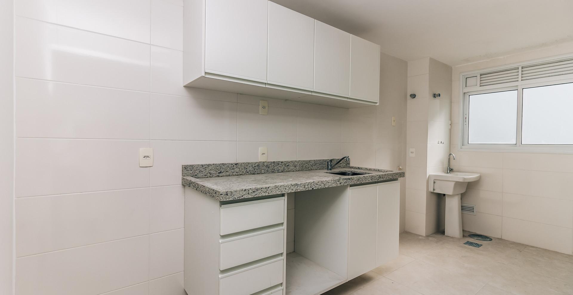 Cozinha   Área de Serviços