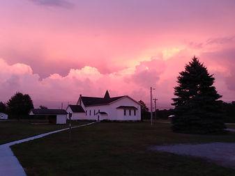 Church in Pink sky 1.jpeg
