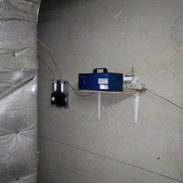 Diffuser Installation