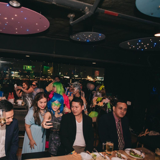 Cosmo New Years Party