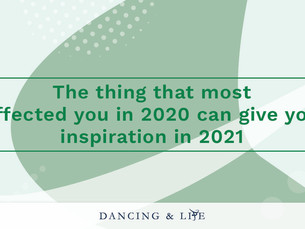 Inspiration in 2021