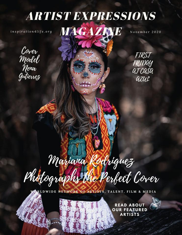 November 2020 Artist Expressions Magazine