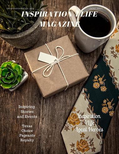 June  2021 Inspiration 4 Life Magazine.j